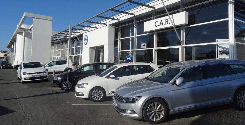C.A.R. La Rochelle garage Volkswagen  Audi 17