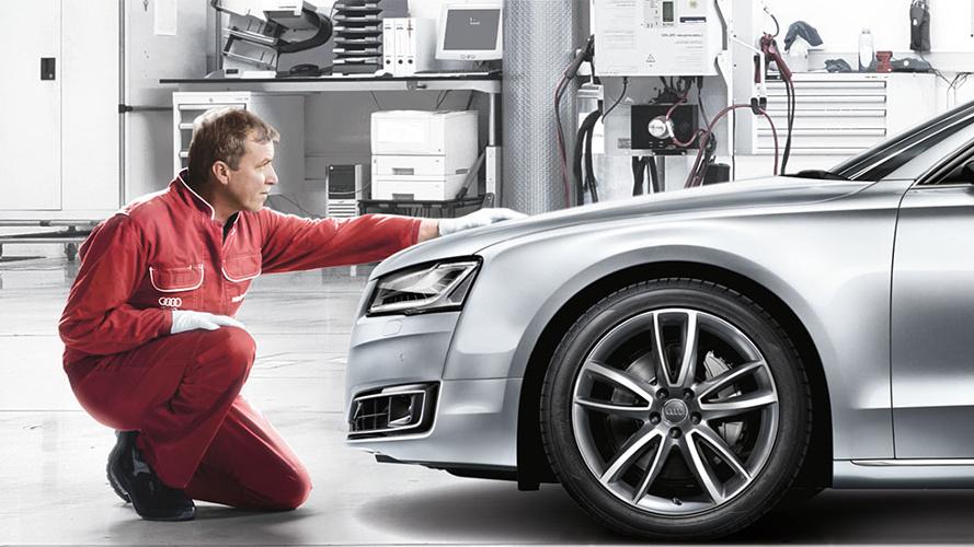Entretien et réparation AUDI - C.A.R. Audi Service S.A.V.
