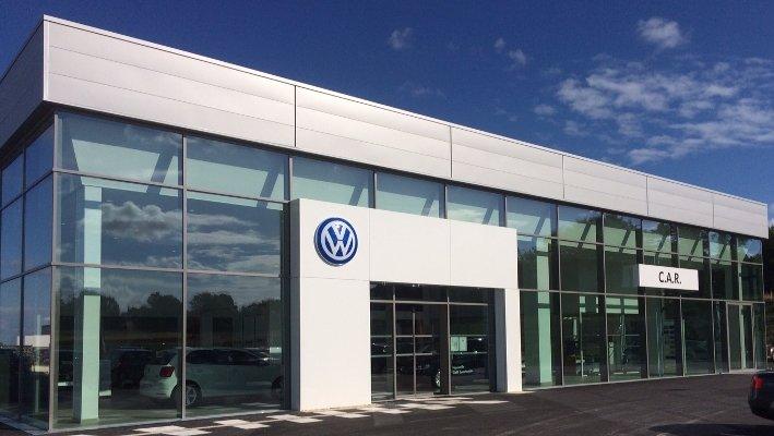 C.A.R. Royan garage Volkswagen  Audi 17