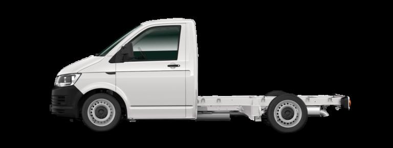 VW-UTILITAIRES Transporter Châssis-Cabine