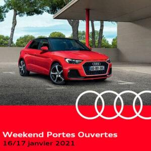 Audi  La Rochelle : Journées Portes Ouvertes Audi les 16 et 17 Janvier
