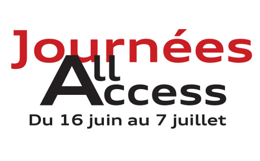 Journées All Access Audi Occasion