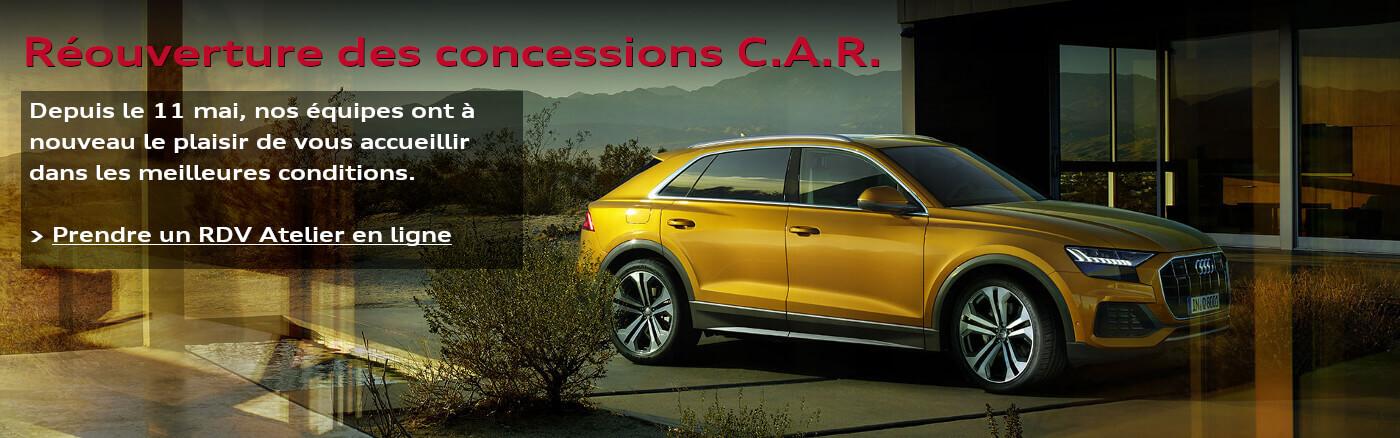 Audi Q8 : la 8ème dimension