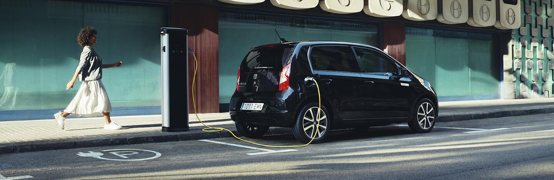 Nouvelle SEAT Mii : 100% électrique