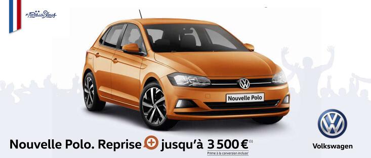 Prime Conversion Polo Volkswagen