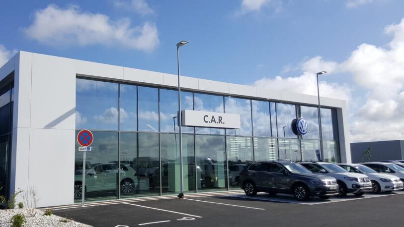 C.A.R. Saintes garage Volkswagen  Skoda Seat 17