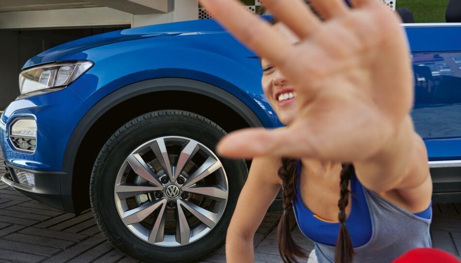 Offre Volkswagen REMISE PNEUMATIQUES 60€