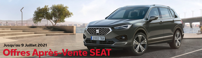 Offres Entretien SEAT