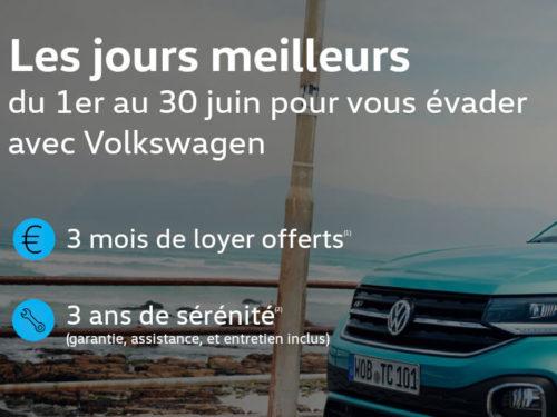 Les Jours Meilleurs Volkswagen