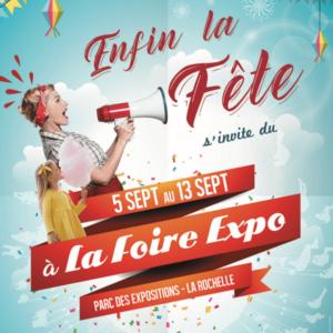 Foire Expo de La Rochelle