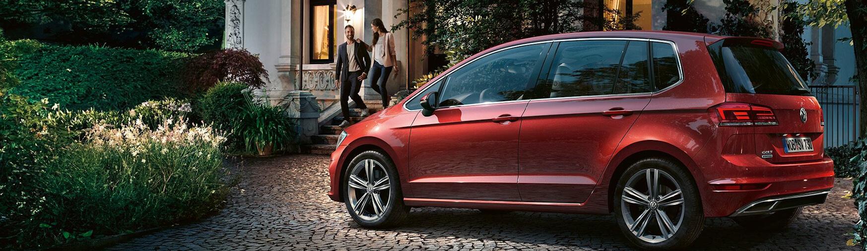 Golf Sportsvan à partir de 23 630€ ou 279€/mois