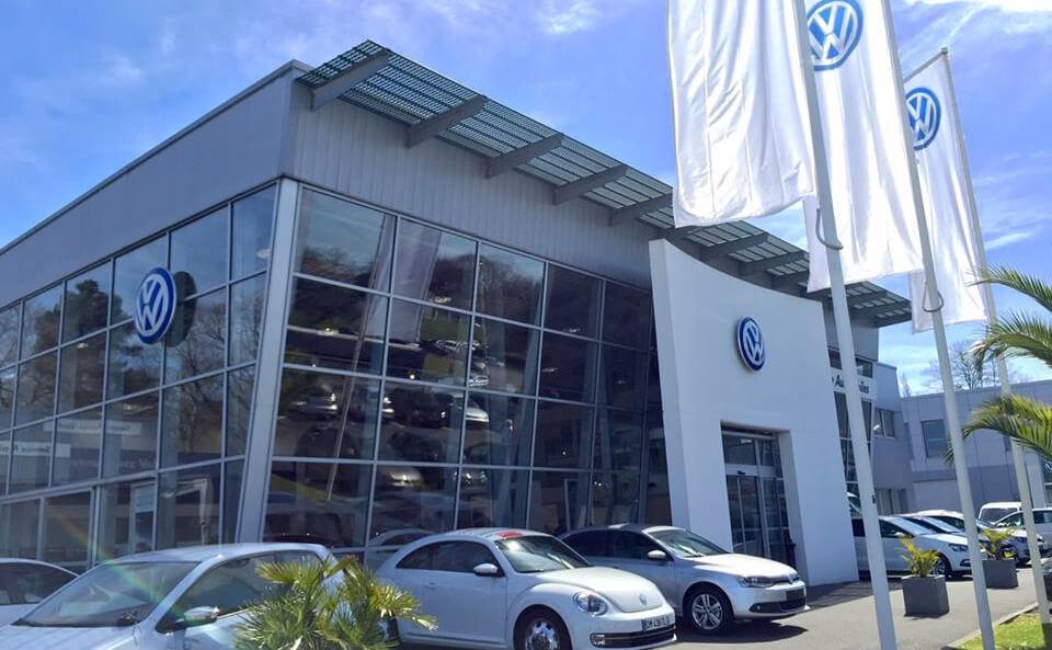 C.A.R. Bayonne garage Volkswagen  Audi Skoda 64