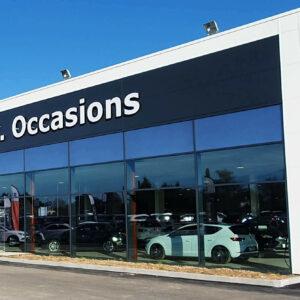 Audi  Tonnay-Charente : Nouveau centre CAR Occasions à Saujon