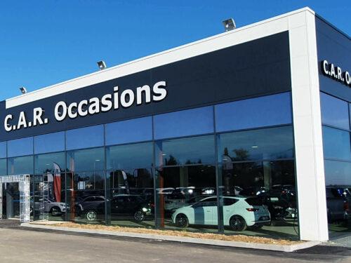 Nouveau centre CAR Occasions à Saujon