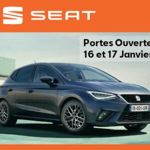 C.A.R. Angoulins : Portes Ouvertes Seat 16 et 17 Janvier