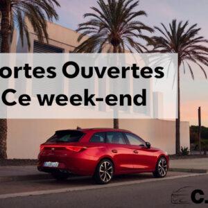 C.A.R. Saintes : Portes Ouvertes Seat 13 et 14 mars