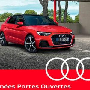 Audi  Royan : Journées Portes Ouvertes Audi 18-19 Septembre