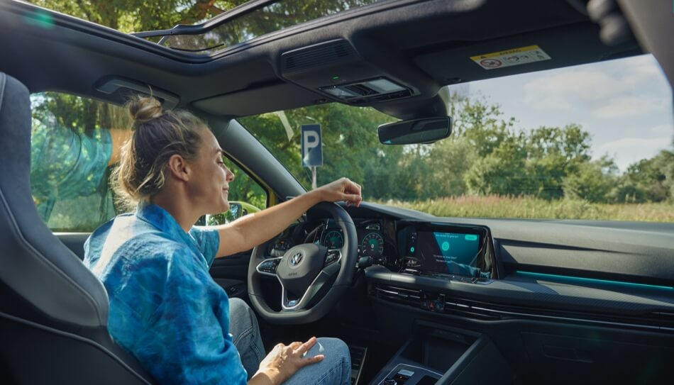 Offre Volkswagen CONTRÔLE SECURITE OFFERT