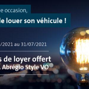 Volkswagen  Tonnay-Charente : Véhicules d'occasion : 1 mois de loyer offert